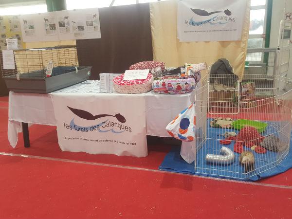 Salon Animaliades à Istres le 30 et 31 janvier 2016